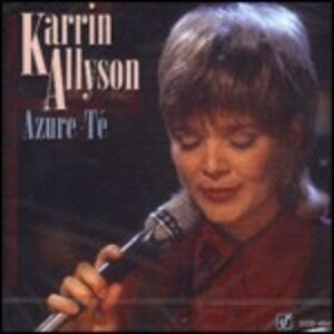 CD Azure-Té di Karrin Allyson
