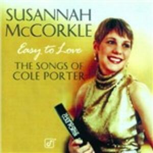 CD Easy to Love. The Songs of Cole Porter di Susannah McCorkle