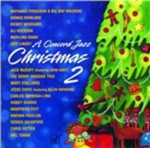 A Concord Jazz Christmas vol.2 - CD Audio