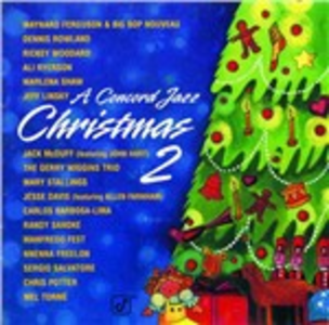 CD A Concord Jazz Christmas vol.2