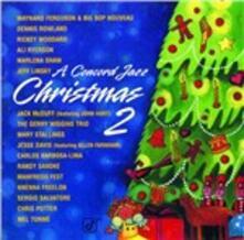 A Concord Jazz Christmas vol.2 - CD Audio