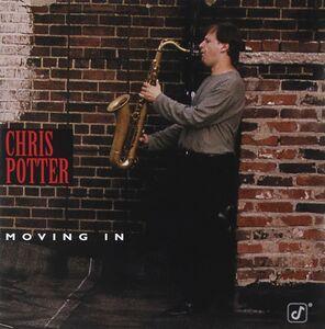 CD Moving in di Chris Potter