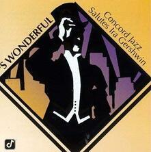 S Wonderful. Concord Jazz - CD Audio