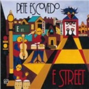 CD E Street di Pete Escovedo