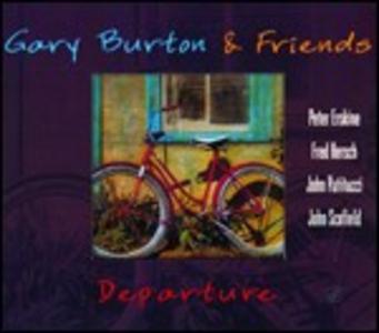 CD Departure di Gary Burton