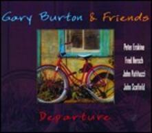 Departure - CD Audio di Gary Burton