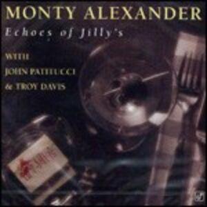 CD Echoes of Jilly's di Monty Alexander