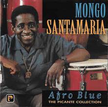 Afro Blue - CD Audio di Mongo Santamaria