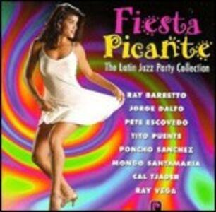 Foto Cover di Fiesta Picante. The Latin Jazz Party Collection, CD di  prodotto da Concord