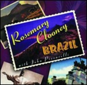 CD At Long Last di Rosemary Clooney