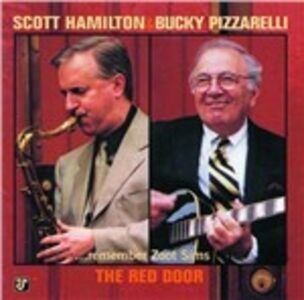 CD The Red Door Scott Hamilton , Bucky Pizzarelli