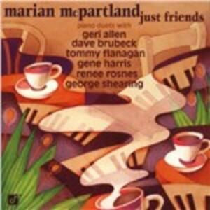 Just Friends - CD Audio di Marian McPartland
