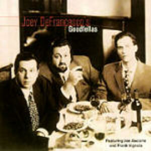 CD Joey DeFrancesco's Goodfellas di Joey DeFrancesco