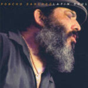 CD Latin Soul di Poncho Sanchez