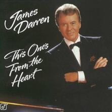 This One's From The Heart - CD Audio di James Darren