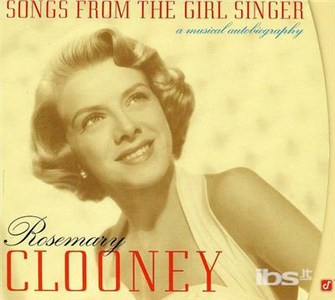 CD Songs from the Girl Singer di Rosemary Clooney