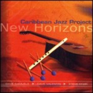 CD New Horizons di Caribbean Jazz Project