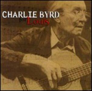 CD For Louis di Charlie Byrd