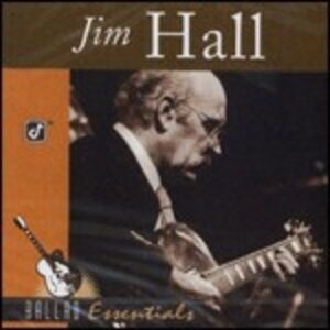CD Ballad Essentials di Jim Hall