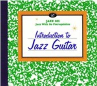 CD Introduction to Jazz Guitar