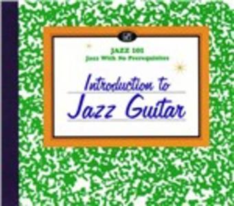 CD Introduction to Jazz Guitar