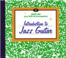 Introduction to Jazz Guitar - CD Audio