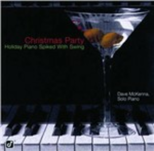CD Christmas Party. Holiday Piano Spiked with Swing di Dave McKenna