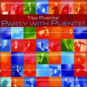 CD Party with Puente! di Tito Puente