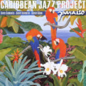 CD Paraiso di Caribbean Jazz Project