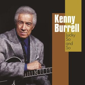 CD Lucky so and So di Kenny Burrell