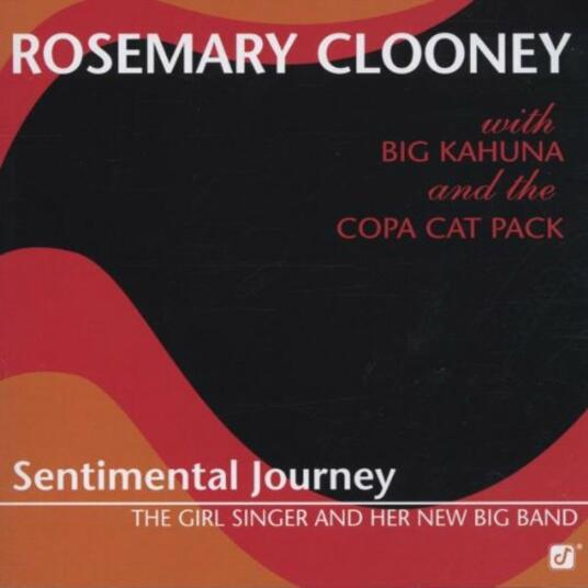 Sentimental Journey - CD Audio di Rosemary Clooney