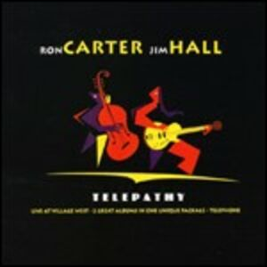 CD Telepathy Jim Hall , Ron Carter