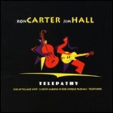 Telepathy - CD Audio di Jim Hall,Ron Carter