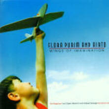 Wings of Imagination - CD Audio di Flora Purim,Airto Moreira