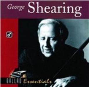 CD Ballad Essentials di George Shearing