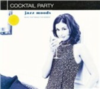 CD Cocktail Party. Jazz Moods