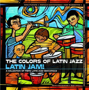 CD Colors of Latin Jazz