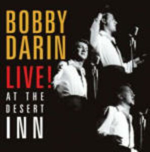 CD Live at the Desert Inn di Bobby Darin