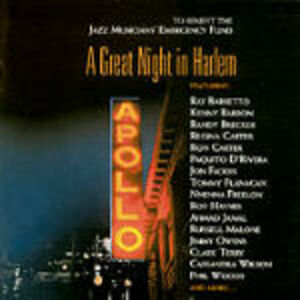CD A Great Night in Harlem