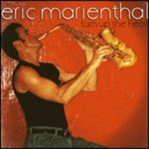 CD Turn up the Heat di Eric Marienthal