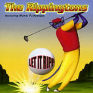 CD Let it Ripp Rippingtons , Russ Freeman