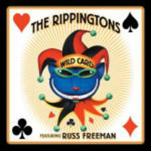 CD Wild Card di Rippingtons