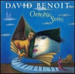 Foto Cover di Orchestral Stories, CD di David Benoit, prodotto da Concord