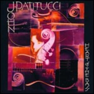 CD Heart of the Bass di John Patitucci