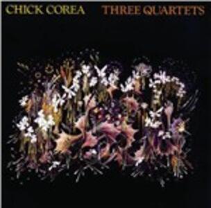 Three Quartets - CD Audio di Chick Corea