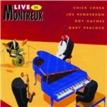 Live at Montreux - CD Audio di Chick Corea,Joe Henderson,Roy Haynes,Gary Peacock