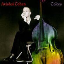 Colors - CD Audio di Avishai Cohen