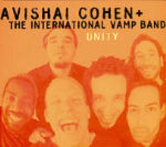 CD Unity di Avishai Cohen