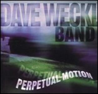 Perpetual Motion - CD Audio di Dave Weckl