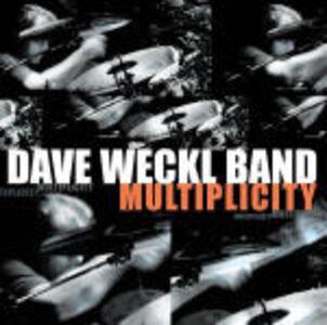 CD Multiplicity di Dave Weckl (Band)